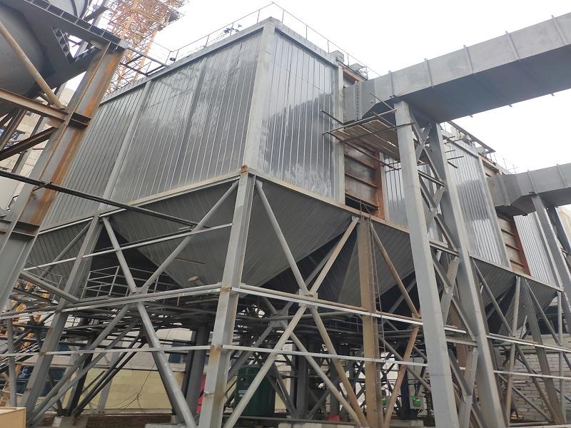 供暖锅炉脱硫脱硝除尘脱白2