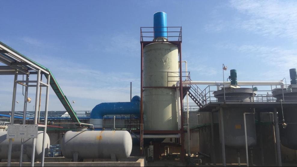 垃圾厂|养殖场恶臭废气处理解决方案