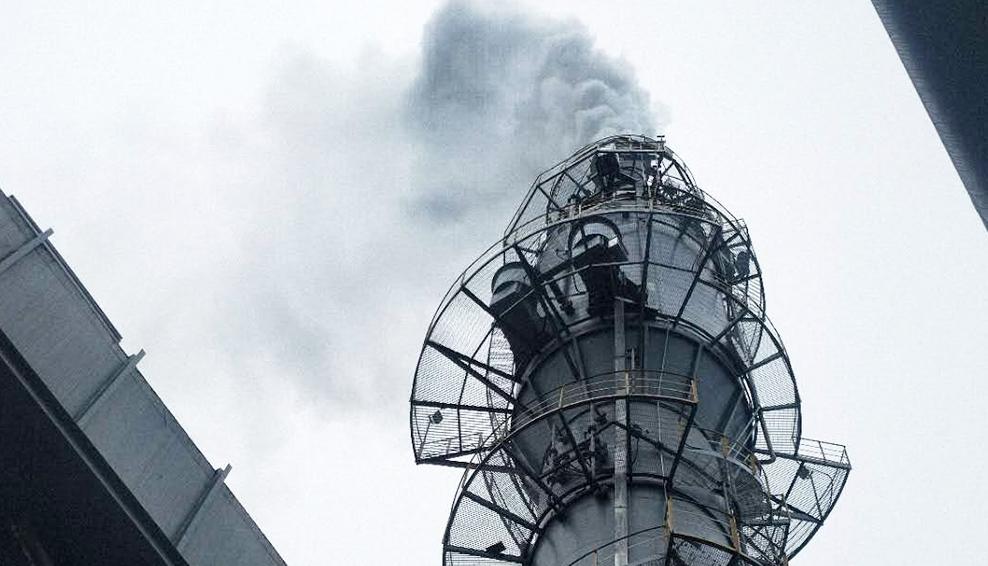 垃圾焚烧烟气脱白解决方案