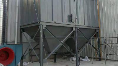 塑烧板除尘的特点和应用分析