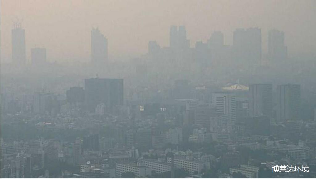 臭氧污染之光化学烟雾-博莱达环境