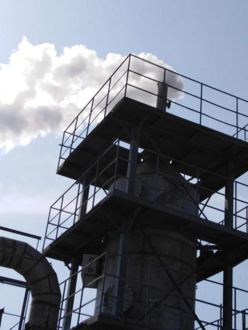 钢铁焦化行业烟气脱白前-博莱达环境
