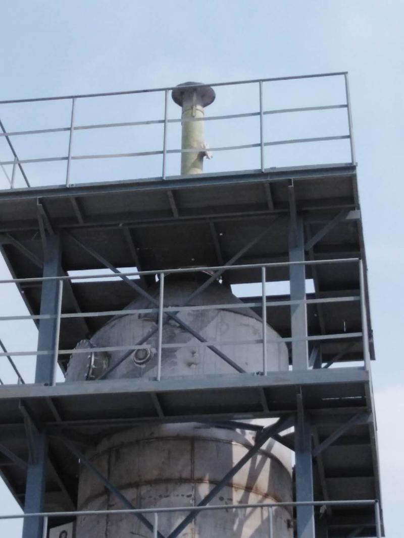 钢铁焦化行业烟气脱白后-博莱达环境