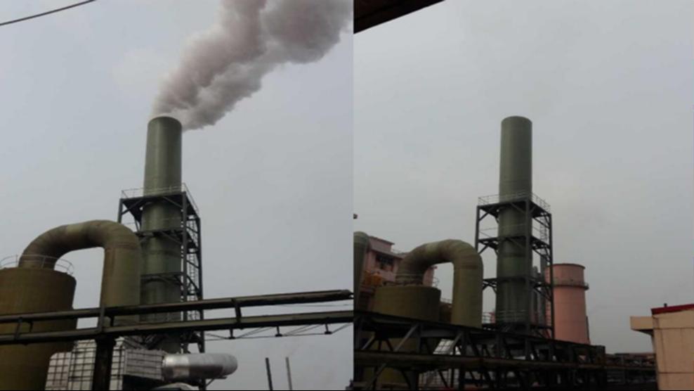 污泥烘干焚烧废气处理解决方案