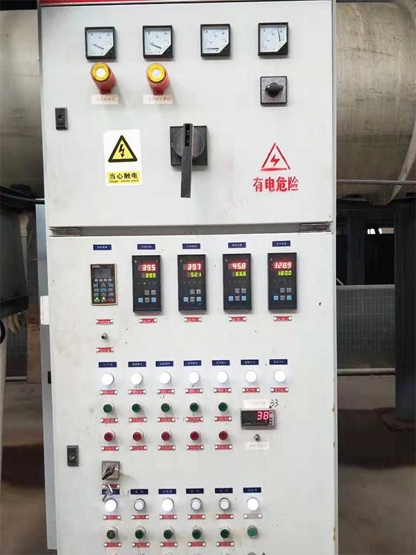 广东中达化工窑炉尾气治理项目案例-博莱达环境