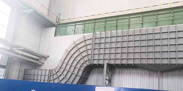 """推进钢铁行业超低排放 ,博莱达环保助力""""蓝天保卫战"""""""