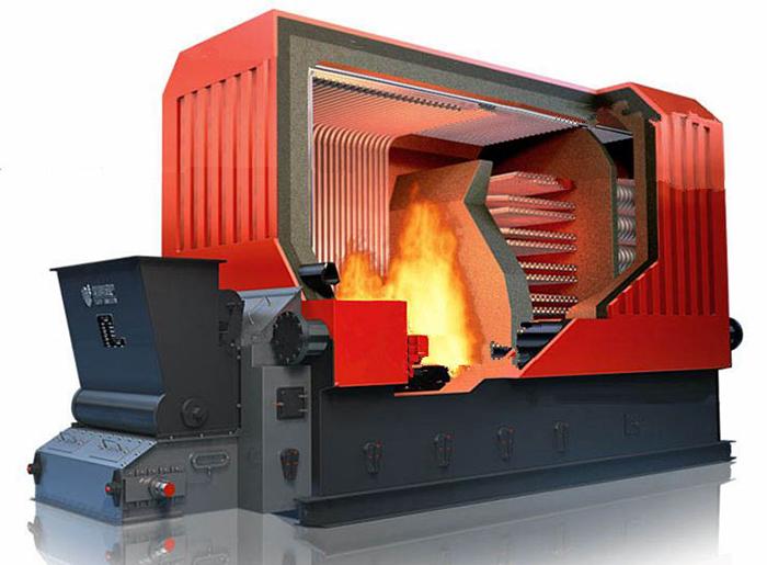 锅炉-博莱达环境