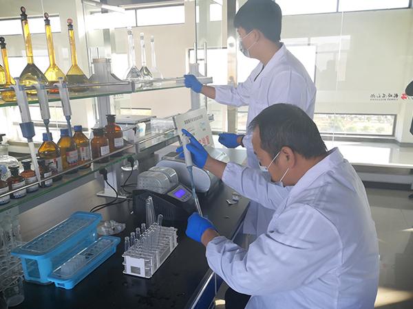 博莱达团队实验室人员