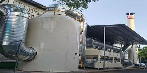 解析饲料厂恶臭异味气体的来源和相应的处理方法