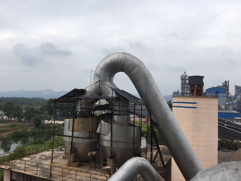 水泥行业超低排放改造-博莱达环境