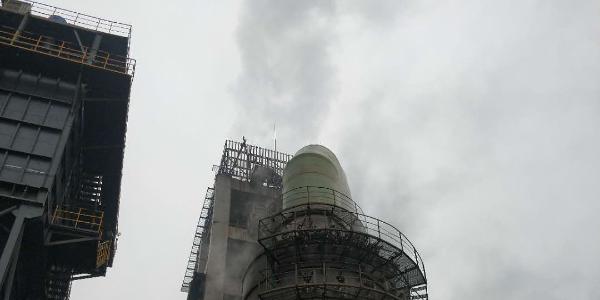 玻璃窑炉烟气为什么会拖长尾?有哪些好的调整措施?
