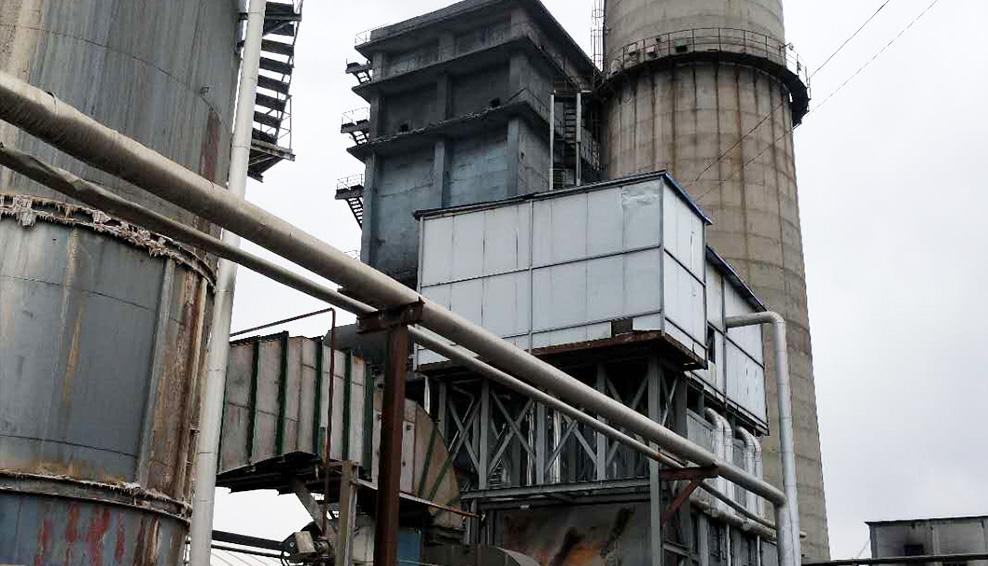 焦炉/高炉烟气脱硫脱硝超低排放解决方案